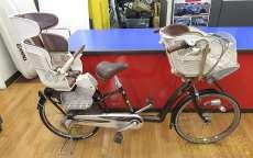 幼児2人同乗用自転車|BRIDGESTONE