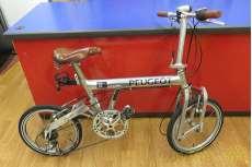折りたたみ自転車 PEUGEOT
