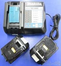 急速充電器 バッテリーセット|MAKITA