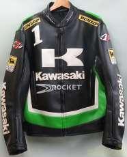 ライダースジャケット|KAWASAKI