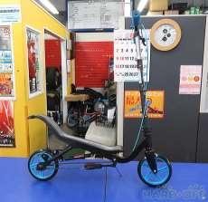キックバイク|SPACE SCOOTER