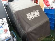 バイク用テント|BARNBIKE