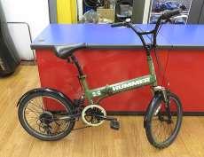 折りたたみ自転車 OTOMO