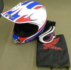 オフロードヘルメット|HONDA