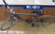 クロスバイク BLUE POINT