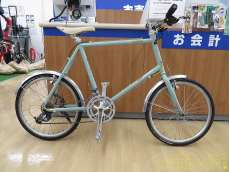 自転車 BIANCHI