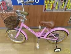 子供用自転車|PINK