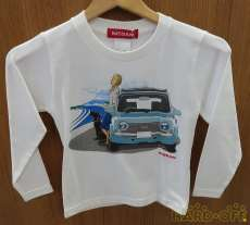 ロングスリーブTシャツ|NISSAN