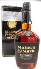 メーカーズマークブラックトップ|Maker's Mark