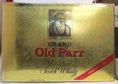 オールドパー12年リッター瓶3本セット|OLDPARR