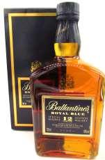 バランタイン12年ロイヤルブルー|Ballantines