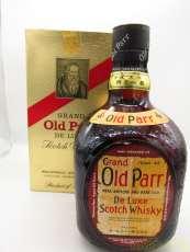 オールドパー特級従価 Old Parr