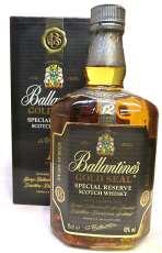 バランタイン12年 ゴールド シール|Ballantines