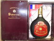 ソーヴァル・スリースター特級従価 Sauval
