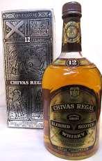 シーバスリーガル12年リッター瓶|Chivas Regal