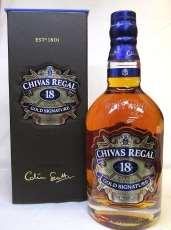 シーバス リーガル 18年|Chivas Regal