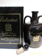 バランタイン17年陶器 1,330G|Ballantines