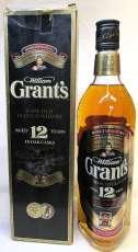 グランツ12年|Grant's