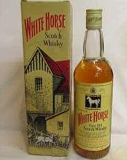 ホワイトホース特級従価760 WHITEHORSE