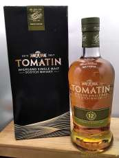 トマーティン12年|Tomatin