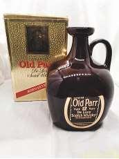 オールドパー12年 ストーンジャグ Old Parr