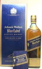 ブルーラベル Johnnie Walker
