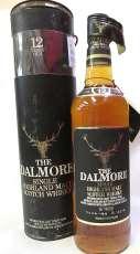 ダルモア12年特級 Dalmore