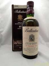 バランタイン17年 Ballantines