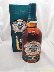 シーバス ミズナラ12年|Chivas Regal
