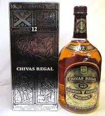 シーバス リーガル 12年 リッター|Chivas Regal