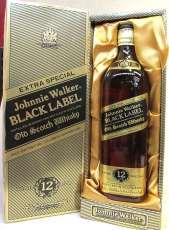 ジョニ黒 特級 Johnnie Walker