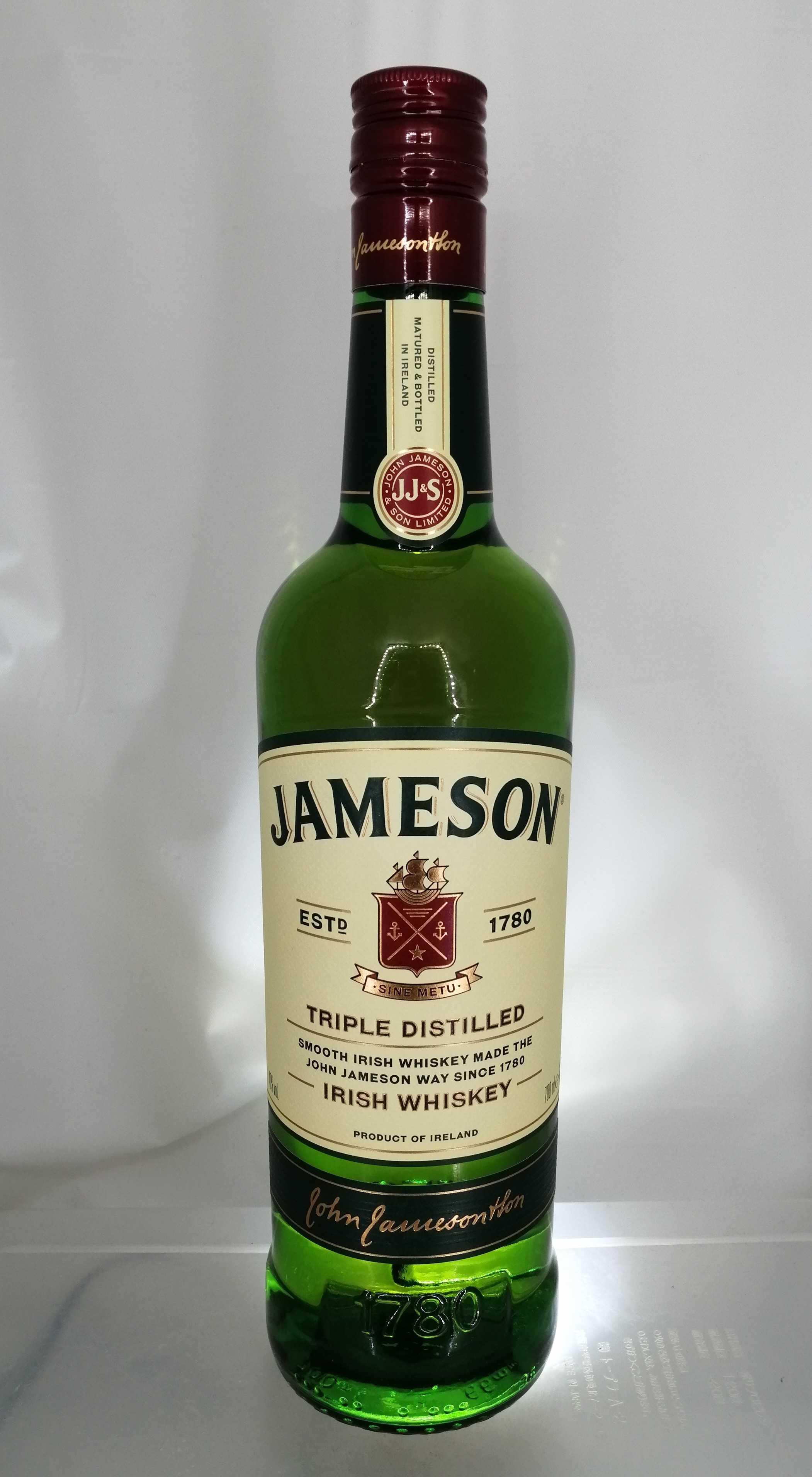 ジェムソン スタンダード|JAMESON