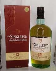 シングルトン ダフタウン12年 SINGLETON