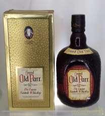 オールドパー12年 OLD PARR