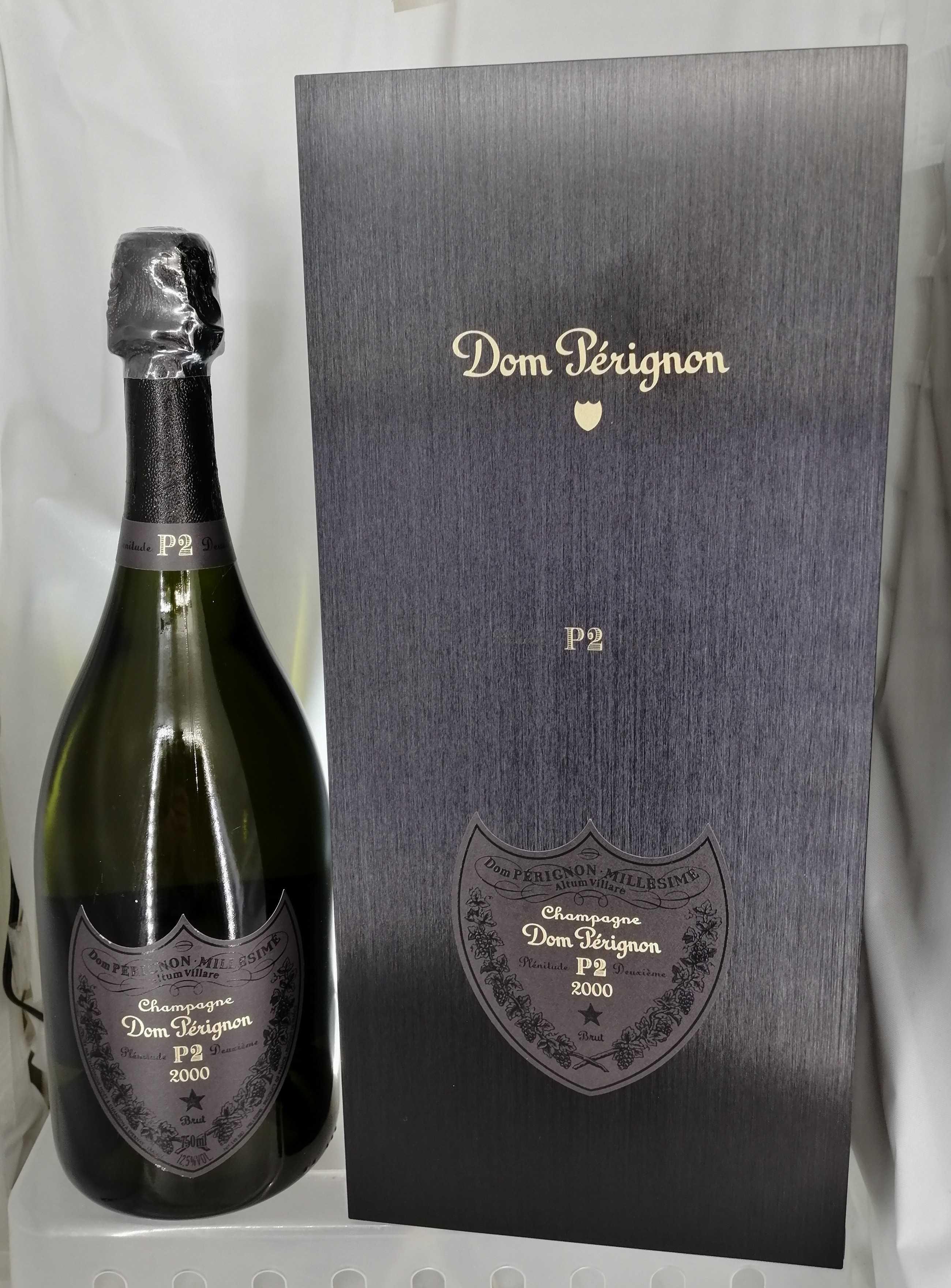 ドンペリニヨン P2 2000 DOM PERIGNON