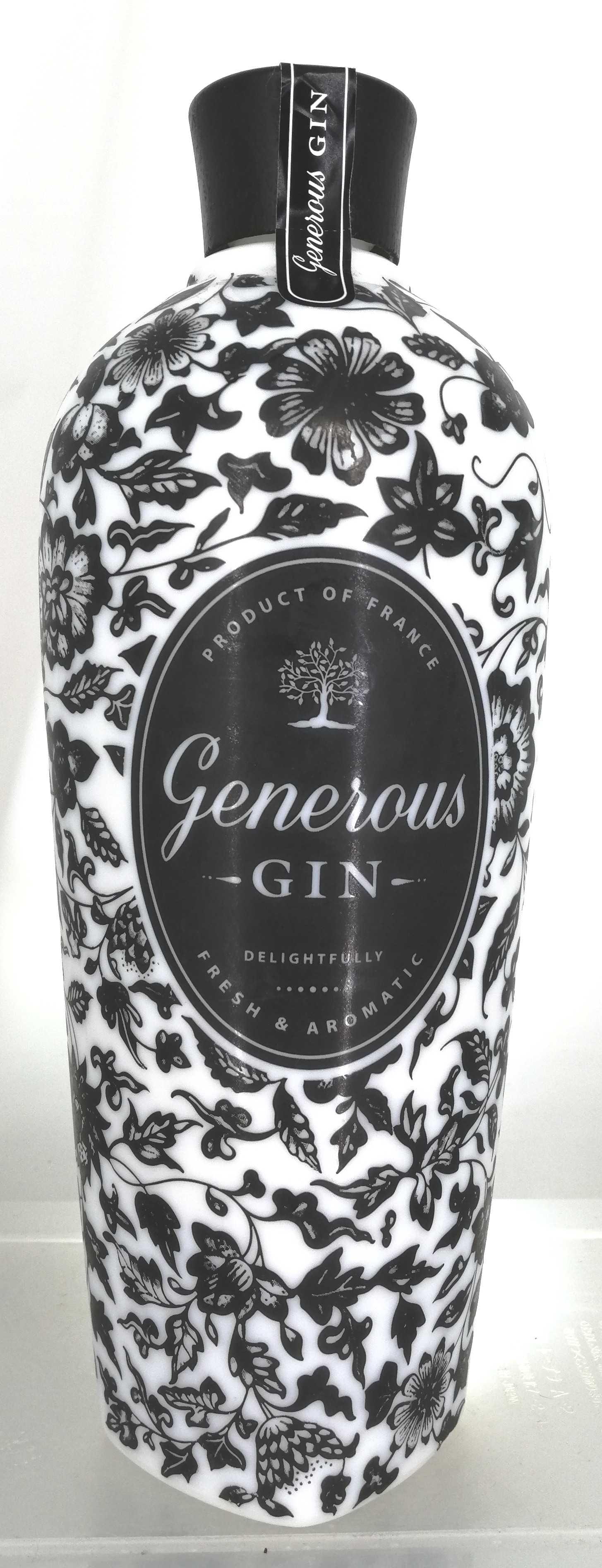 ジェネラス ジン|generous