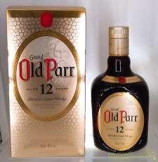 オールドパー 12年|OLD PARR