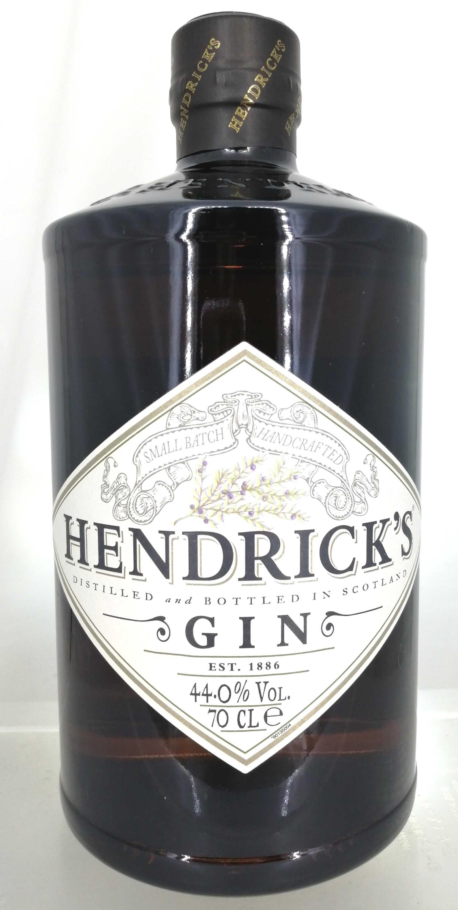 ヘンドリックス ジン|HENDRICK'S