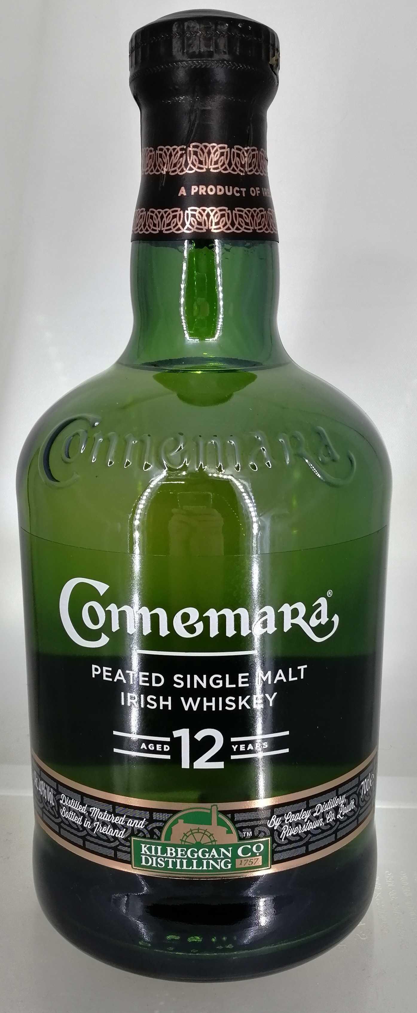 カネマラ12年|connemara