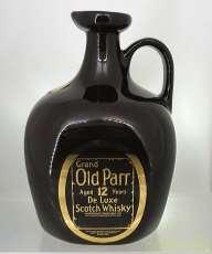 オールドパー12年 陶器ボトル Old Parr