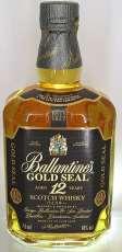 ゴールドシール12年|Ballantines