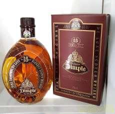 ディンプル15年 DIMPLE