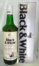 ブラック&ホワイト BLACK&WHITE