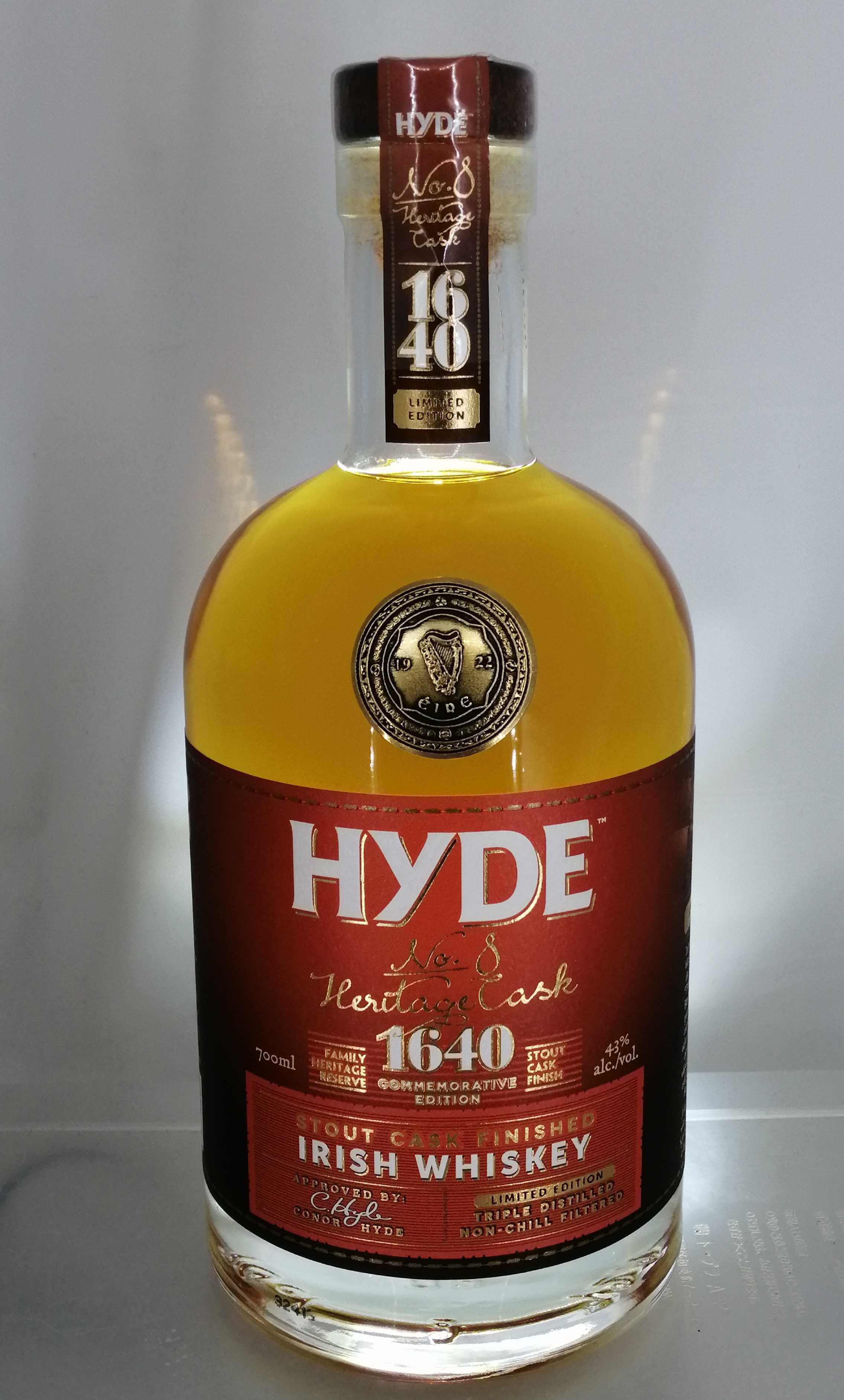 ハイド NO.8|HYDE