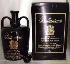 バランタイン17Y 陶器 BALLANTINES