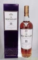 ザ・マッカラン 18年|MACALLAN
