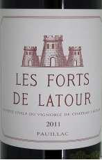 レフォールドラトゥール 2011|ChateauLatour