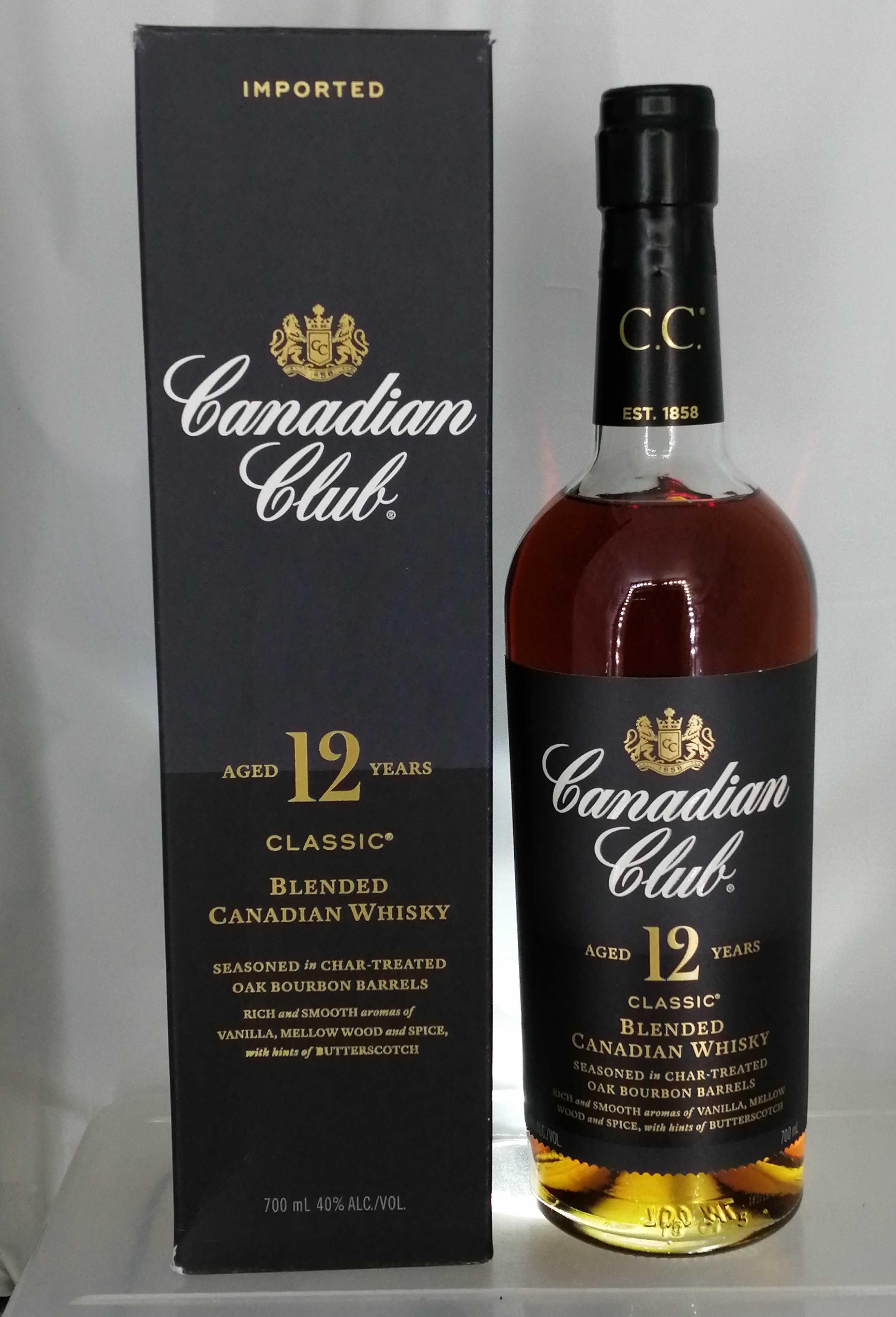 カナディアンクラブクラシック|CANADIAN CLUB