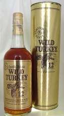 ワイルドターキー 12年|WILD TURKEY