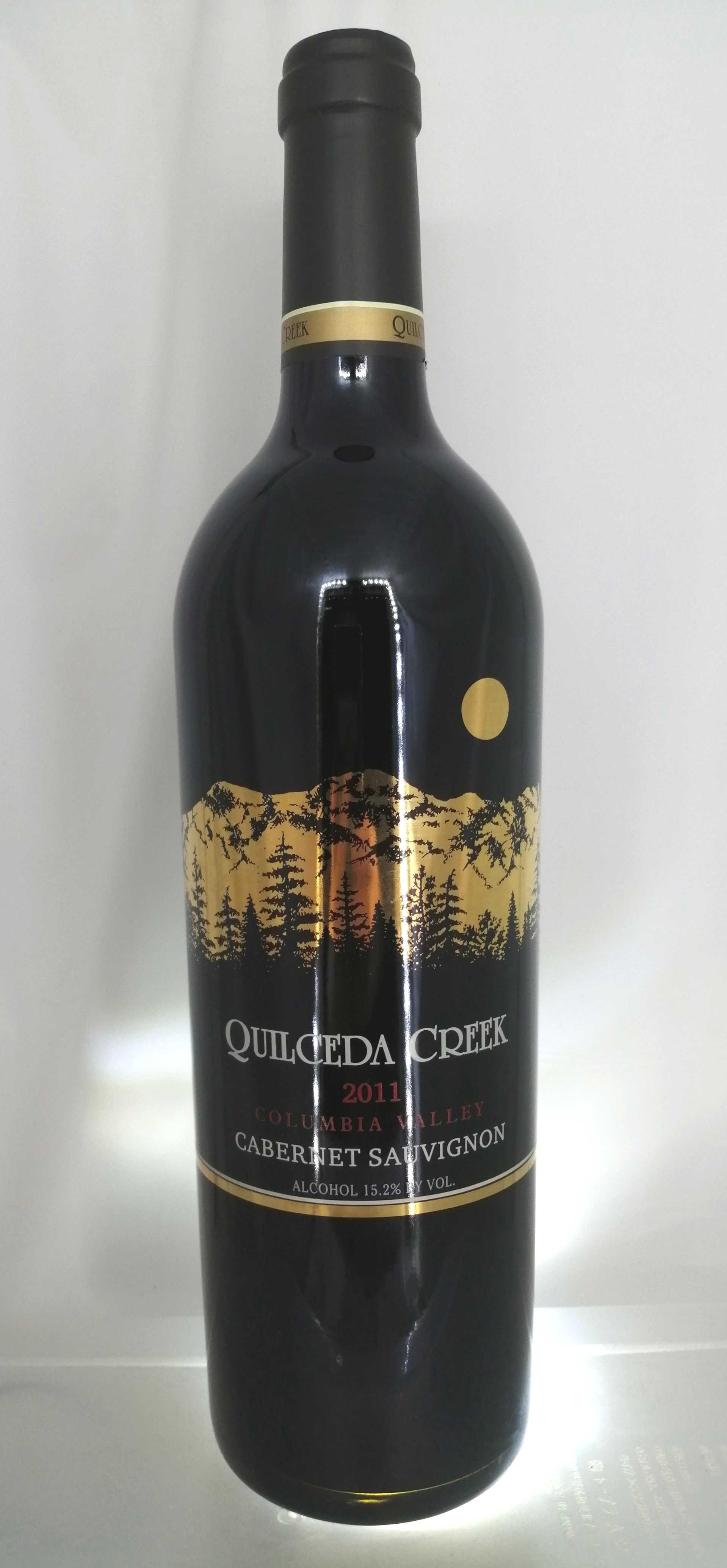 クイルシーダ クリーク カベルネ・ソーヴィニヨン2011|Quilcida Creek
